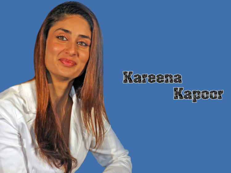 Kareena Kapoor Smiling Face Wallpaper