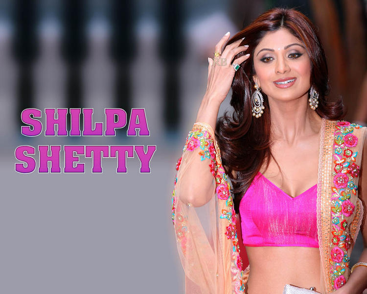 Gorgeous Beauty Shilpa Shetty Wallpaper