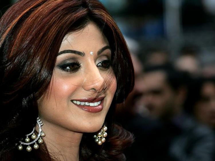 Shilpa Shetty Beauty Smile Pic