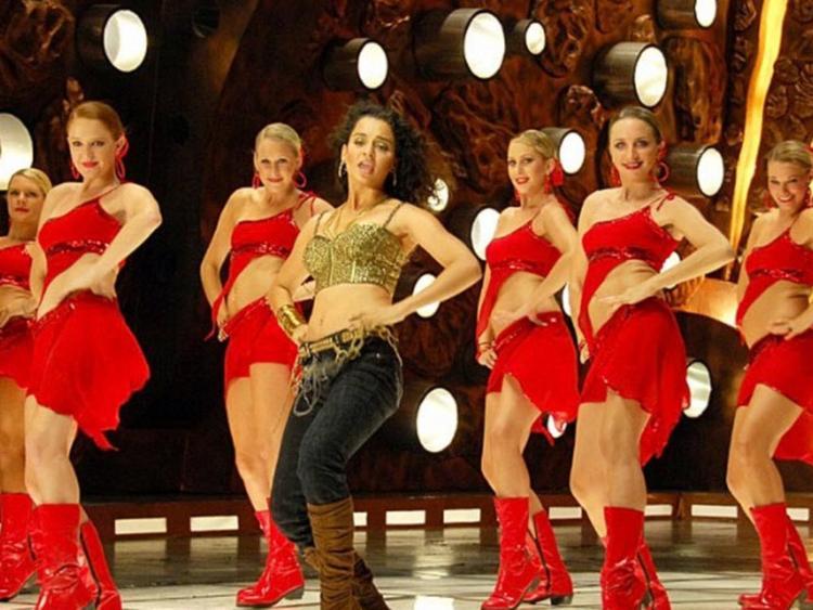 Kangana Ranaut Hot Dancing Pic