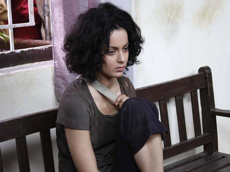 Kangana Ranaut Short Hair Style Image