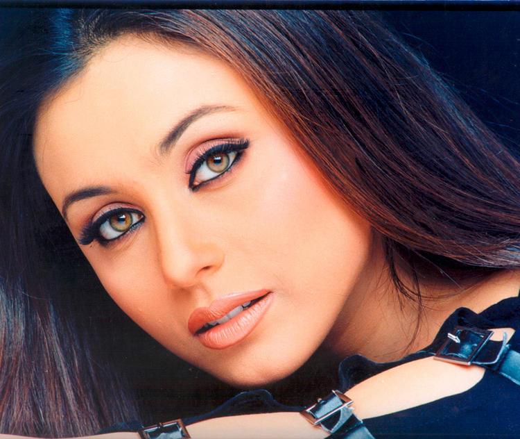 Rani Mukherjee Beautiful Eyes Look