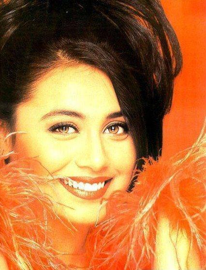 Rani Mukherjee Beauty Smile Pic