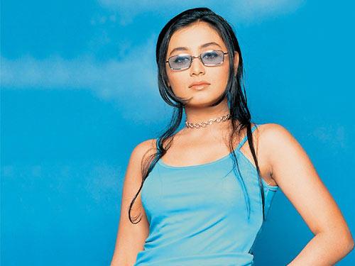 Rani Mukherjee Hot Stylist Photo Shoot