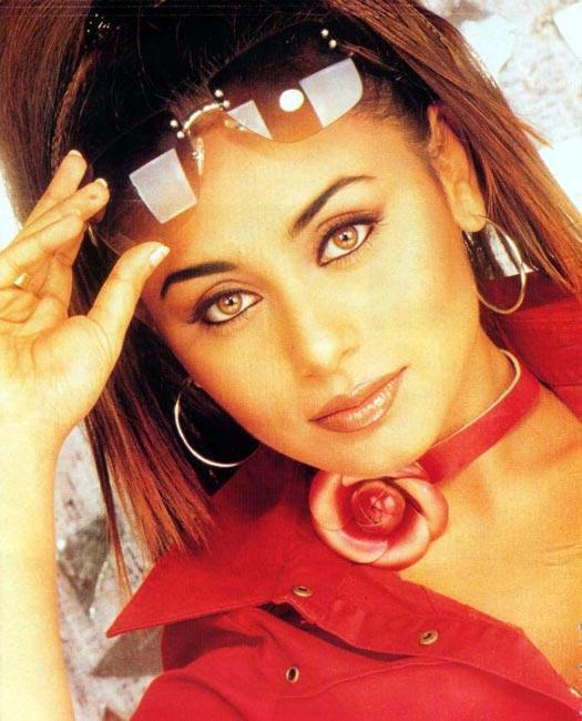 Rani Mukherjee Hot Stylist Still