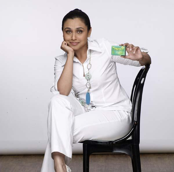 Rani Mukherjee Photo For Margo Soap Ad