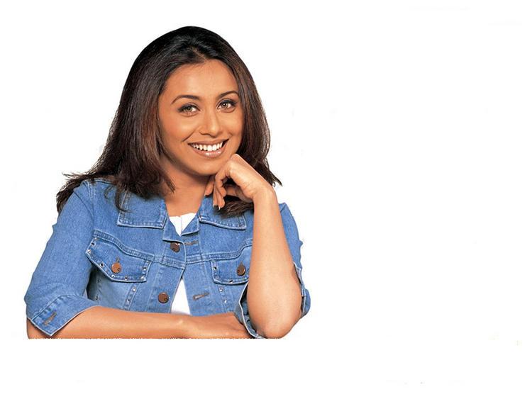 Rani Mukherjee Sweet Look Photo Shoot