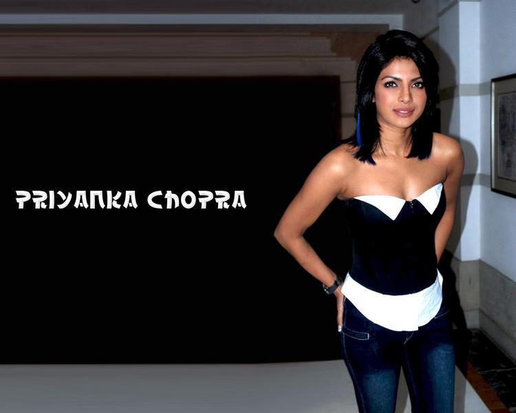 Sexy Priyanka Chopra Wallpaper