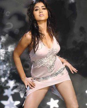 Shriya Saran Latest Hot Sexy Still