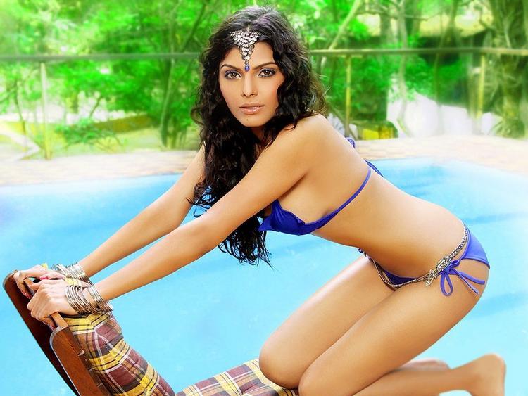 Mona Chopra Latest Hot Bikini Still