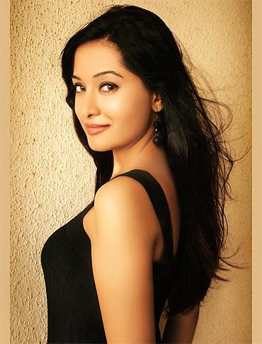 Preetika Rao Hot Wallpaper