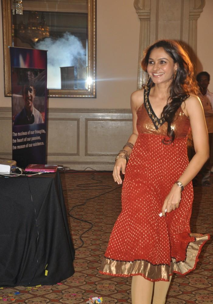 Andrea Jeremiah Latest Picture