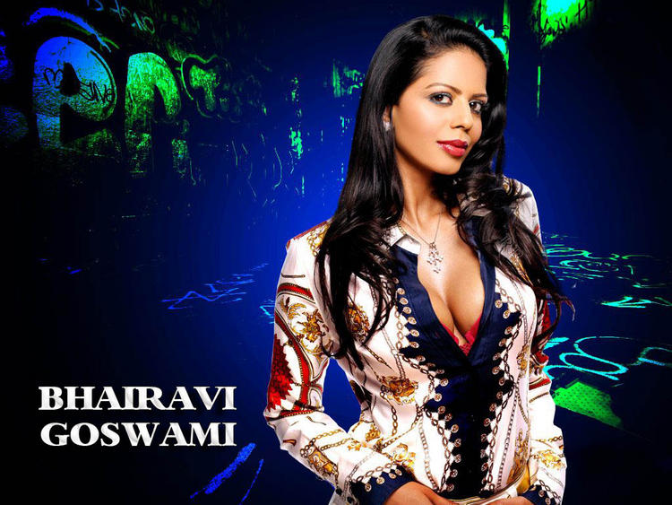 Bhairavi Goswami Hot Wallpaper