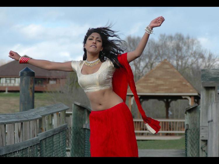 Sindhura Gadde Dancing Pics