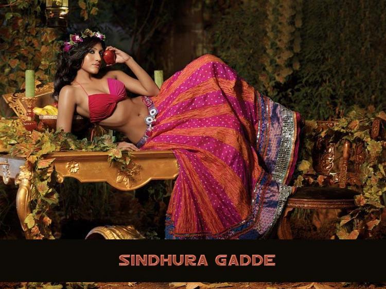 Sindhura Gadde Sexy And Hot Wallpaper