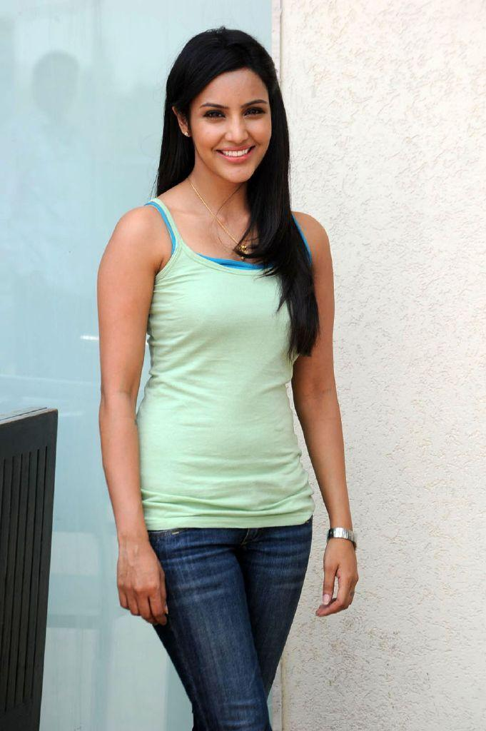 Priya Anand Smiling Pics