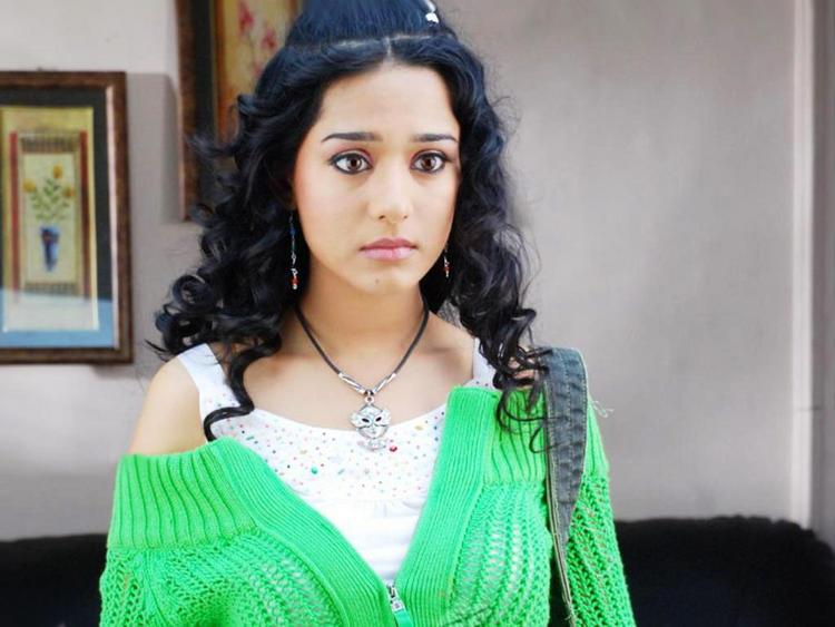 Amrita Rao Shocking Face Still