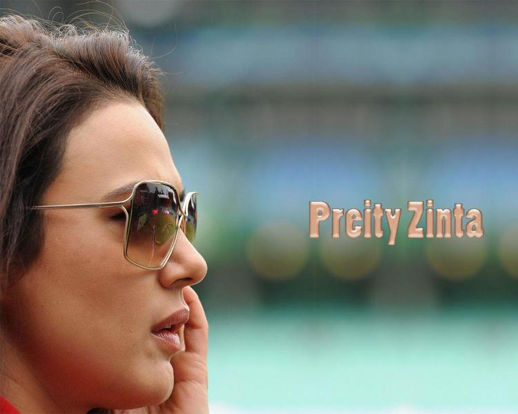 Preity Zinta Hot Wallpaper