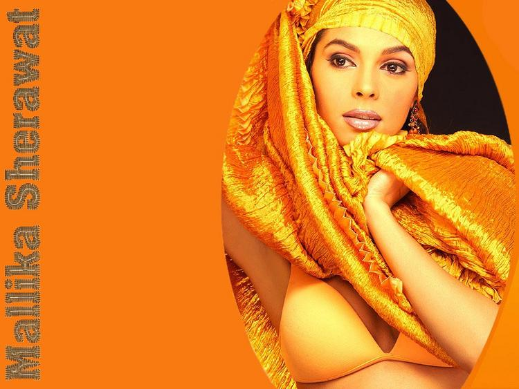 Mallika Sherawat Hot and Sexy Wallpaper