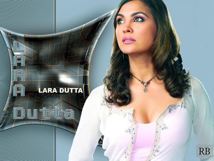 Lara Dutta Beautiful Hot Wallpaper