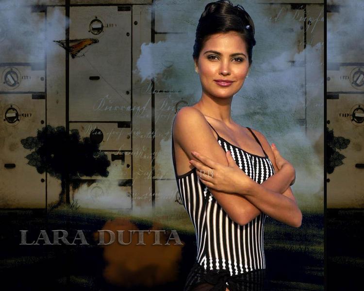 Lara Dutta Bold Wallpaper
