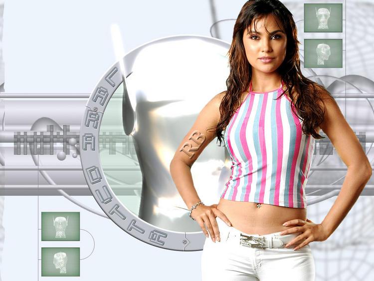 Sexiest Lara Dutta Wallpaper