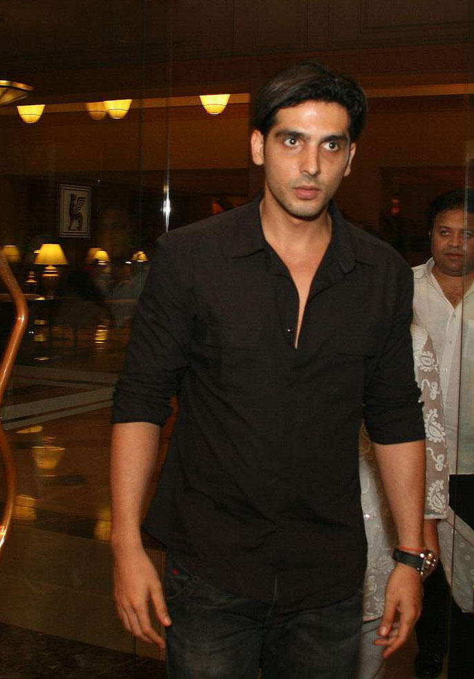 Zayed Khan Looking Very Hand Some