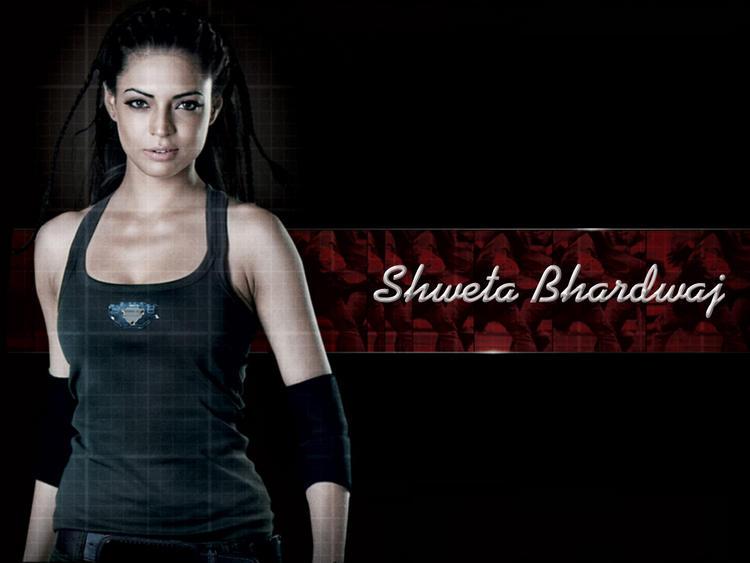 Glamourous Shweta Bhardwaj Wallpaper