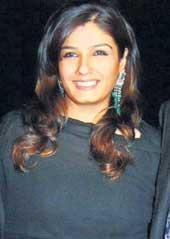 Raveena Tondon Glamourous Still