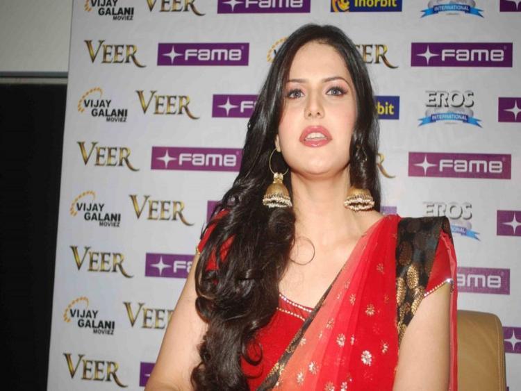 Zarine Khan Glory Face Still