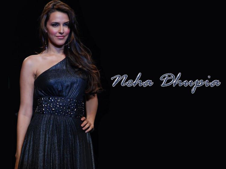Neha Dhupia Glamour Still