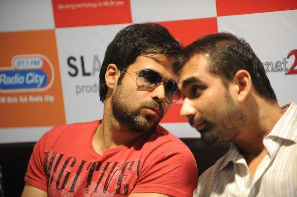 Emraan and Mahesh Discussion Still