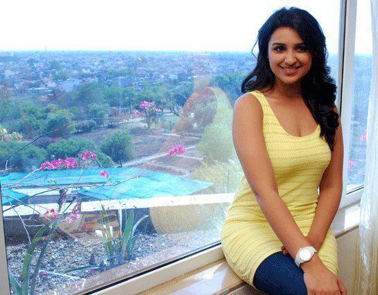 Parineeti Chopra Promote Ishaqzaade in Indore
