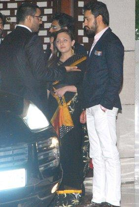 Imran Khan at Nita and Mukesh Ambani's Party