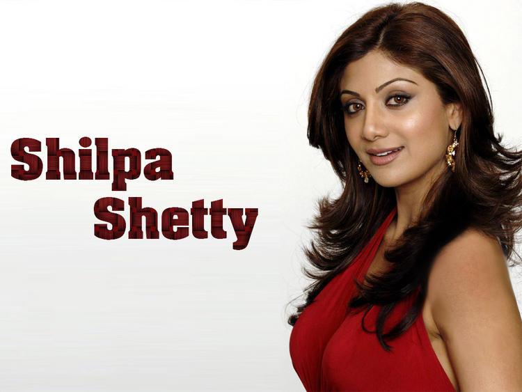 Bold Actress Shilpa Shetty Wallpaper