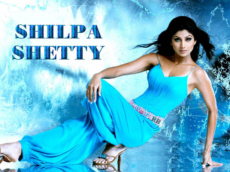 Shilpa Shetty Hot Spicy Look Wallpaper