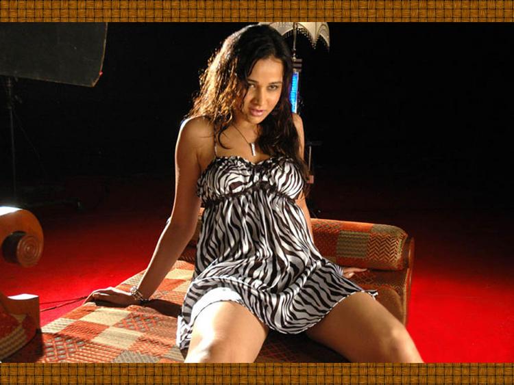 Nisha Kothari Deadly Pose Photo Shoot