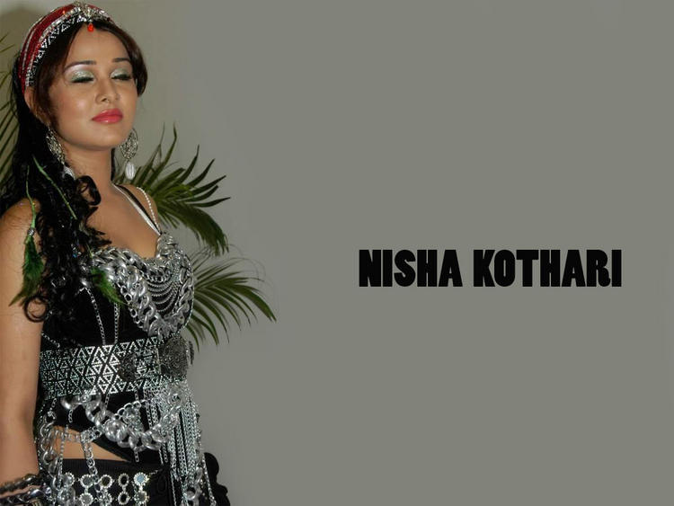 Nisha Kothari Hot Gorgeous Wallpaper