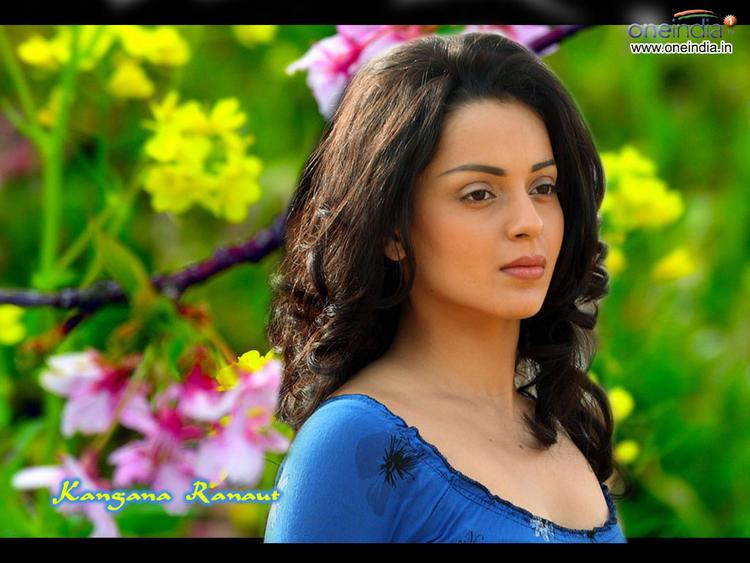 Kangana Ranaut Beauty Face Awesome Still