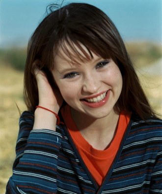 Emily Browning Beauty Smile Pic