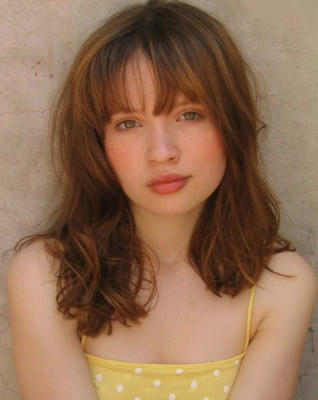 Emily Browning Yellow Color Dress Nice Photo