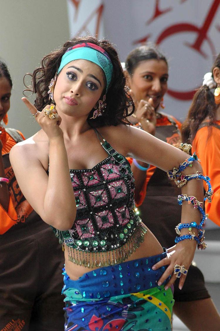 Shriya Saran Latest Cute Acting Still