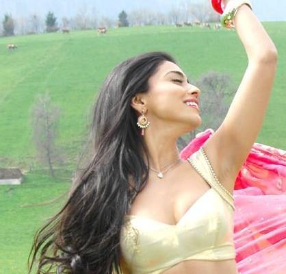 Shriya Saran Latest Romancing Face Still