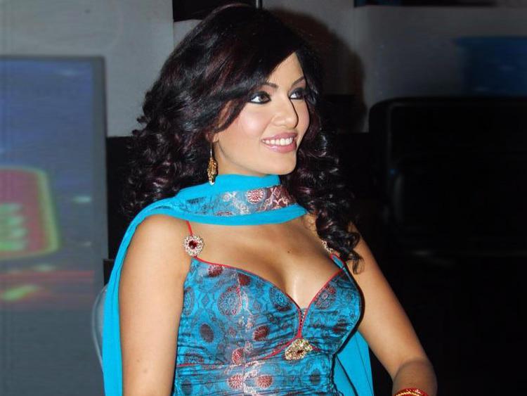 Koena Mitra Open Boob Show Gorgeous Still