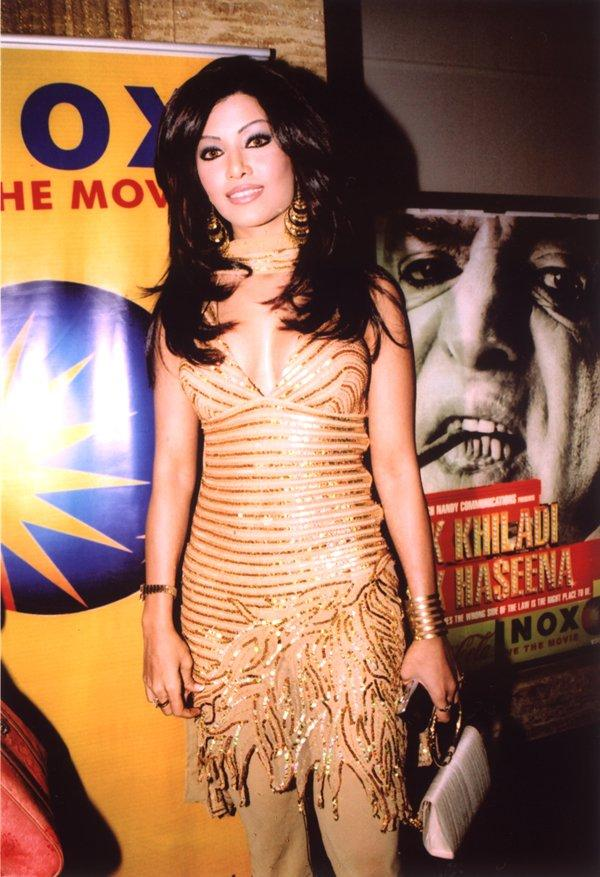 Koena Mitra Sexy Dress Gorgeous Photo