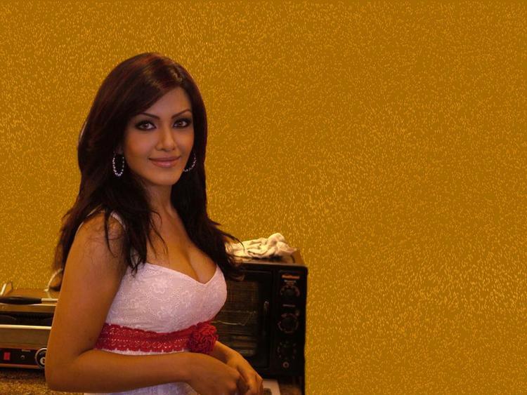 Koena Mitra Sweet Smiling Face Still