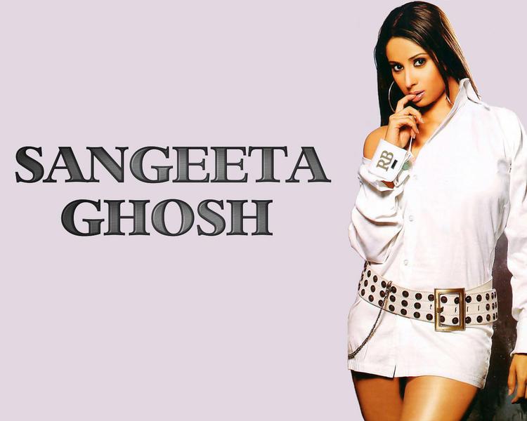 Bold Sangeeta Ghosh White Dress Hot Wallpaper