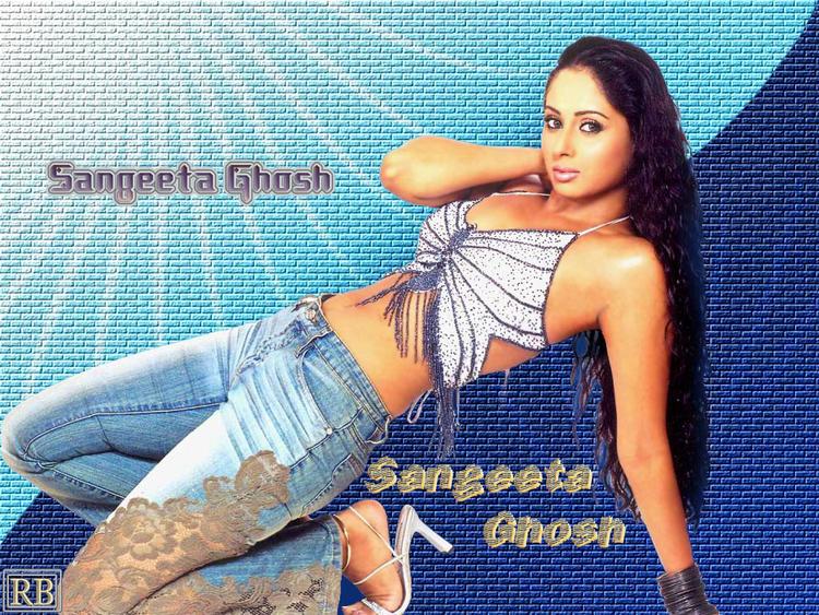 Sangeeta Ghosh Hottest Wallpaper