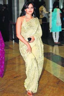 Ramya Sexy Still In Saree