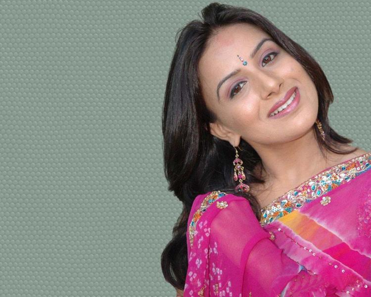 Pooja Gandhi Sweet Smile Still